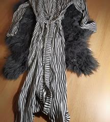 Zara midi haljina /kardigan