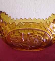 Staklene zdjele - vintage