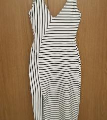 Zara prugasta haljina