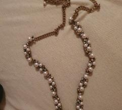 Zara remen sa perlicama
