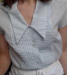Baby blue vintage košulja