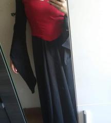 Gothic korzet-haljina