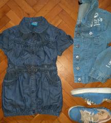 Traper tunika / haljina