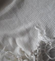 Bijeli šal - poklon uz kupnju
