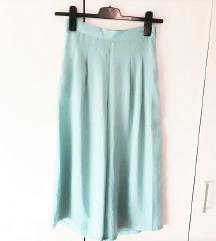 Nenošene Mango suknja hlače culotte M