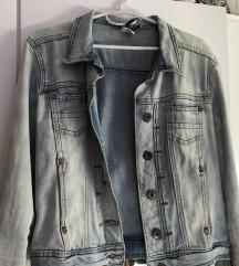Bershka teksas jakna