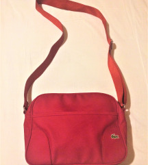 Crvena Lacoste torba