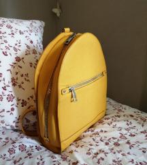ZARA žuti ruksak