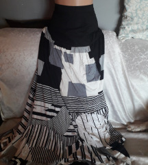 suknja za visoke cure vel.l/xl