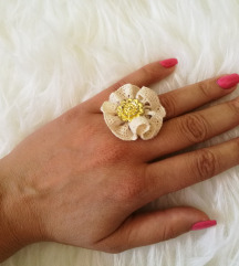 Nov handmade prsten