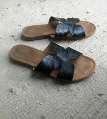 Natikača crna kroko