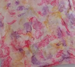Marama od ciste svile