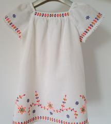 Pamucna haljina Zara