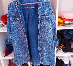 Traper oversize jakna/kosulja