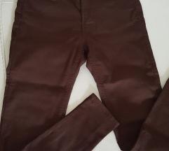 H&M smeđe hlače
