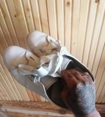 Bijele cipele Bershka