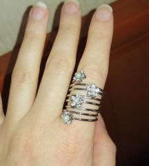 Prsten ženski novi