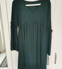 Nova zelena haljina s etiketom