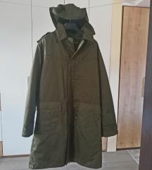 NOVO- duga muška jakna-kaput- VARTEKS, L-XL