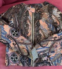 Bomber šarena jaknica s 36