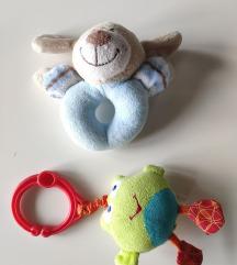 zvečka i igračka za bebe