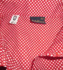C&A košulja sa točkicama 42