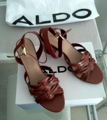 Aldo kožne sandale, 40, novo