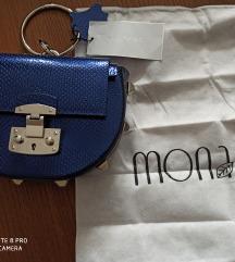 Mona nova kozna torbica