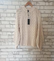 Y.A.S. pulover alpaca vuna
