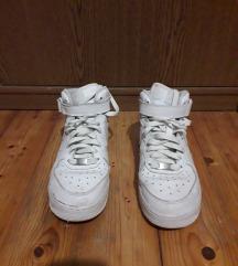 Nike air bijele tenisice