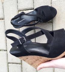 Graceland sandale s punom petom