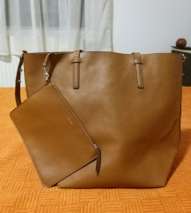 Kožna Mango torba