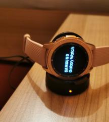 Samsung galaxy smart watch rose gold