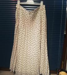Plisirana suknja