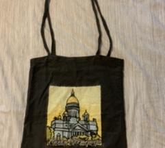 Platnena torba St.Petersburg