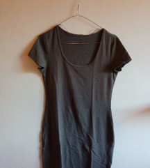 Mini haljina na kratke rukave