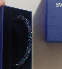 Swarovski blue crystal narukvica%