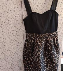 Leopard haljinica, S