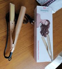 Twistline 2u1pegla i uvijač za kosu