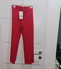 Zara nove poslovne hlače