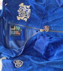 Elfs royal blue trenirka sirena
