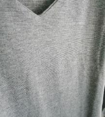 Kao nova zimska siva haljina, vel. 38