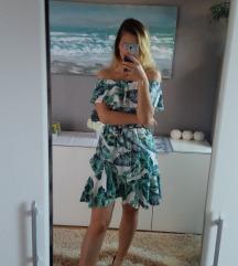 Ljetna šarena haljina