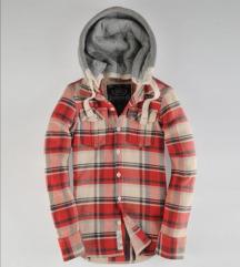 Superdry lumberjack košulja L %%sniženo 200kn