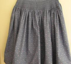 raskošna, bogata vintage suknja
