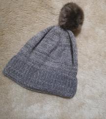 ZARA zimska kapa muška