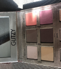 Makeupforever glitzy paleta