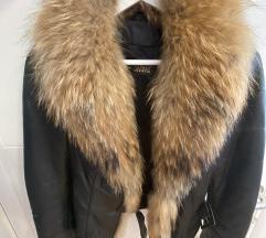 Pravo krzno jakna