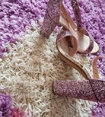 cipele sa šljokicama