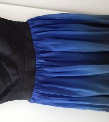 Kratka ombre haljina
